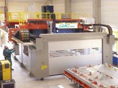 R_Laserschweißanlage für Großkomponenten